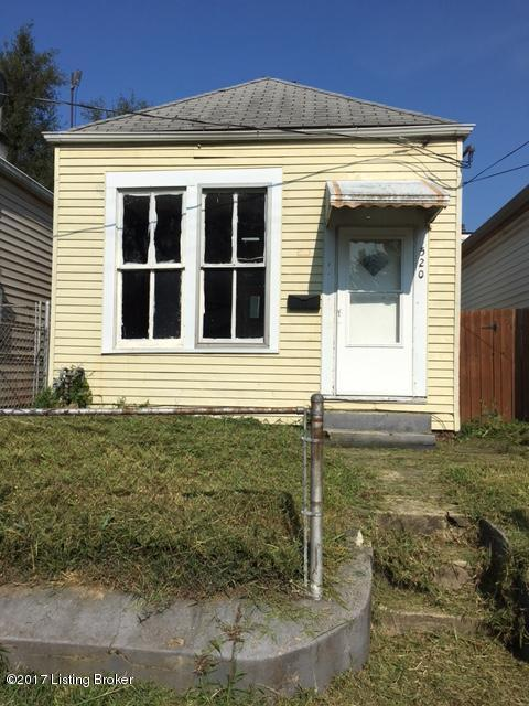 520 N 27th St, Louisville, KY 40212 (#1483941) :: Team Panella