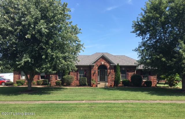 156 White Tail Cir, Shepherdsville, KY 40165 (#1484271) :: Segrest Group