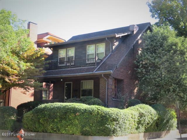 1381 S 1st St, Louisville, KY 40208 (#1487229) :: Team Panella