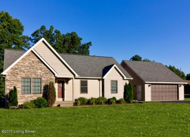2303 Cannons Point Ln, McDaniels, KY 40152 (#1487330) :: The Sokoler-Medley Team