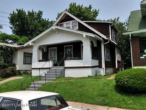 4433 Larkwood Ave, Louisville, KY 40212 (#1489169) :: Keller Williams Louisville East