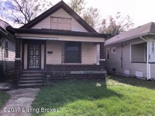 3122 Virginia Ave, Louisville, KY 40211 (#1489173) :: Keller Williams Louisville East