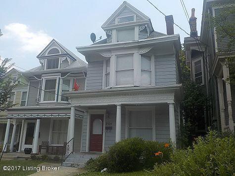 2124 Grinstead Dr, Louisville, KY 40204 (#1489970) :: The Sokoler-Medley Team