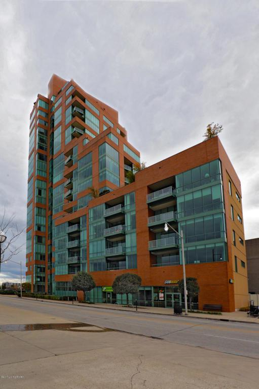 222 E Witherspoon St #2001, Louisville, KY 40202 (#1490929) :: The Stiller Group