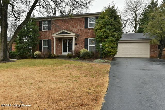3103 Carriage Ct, Louisville, KY 40205 (#1493726) :: Team Panella