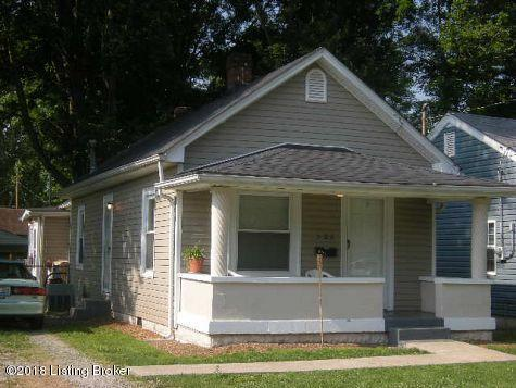508 Inverness Ave, Louisville, KY 40214 (#1494150) :: The Elizabeth Monarch Group
