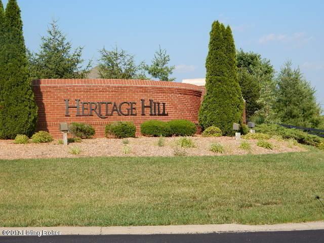 Lot 64 Heritage Hill Pkwy, Shepherdsville, KY 40165 (#1495988) :: The Sokoler-Medley Team