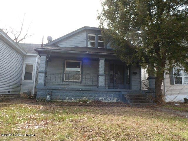 2124 Greenwood Ave, Louisville, KY 40210 (#1496235) :: The Elizabeth Monarch Group
