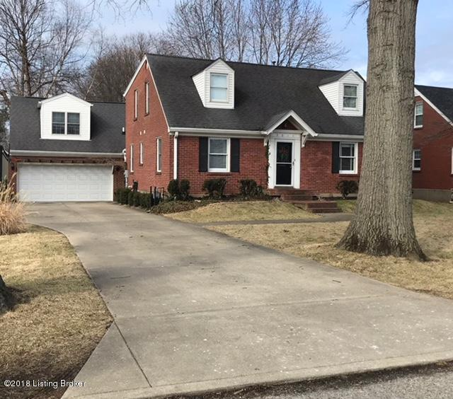 3611 Norbourne Blvd, Louisville, KY 40207 (#1496439) :: At Home In Louisville Real Estate Group
