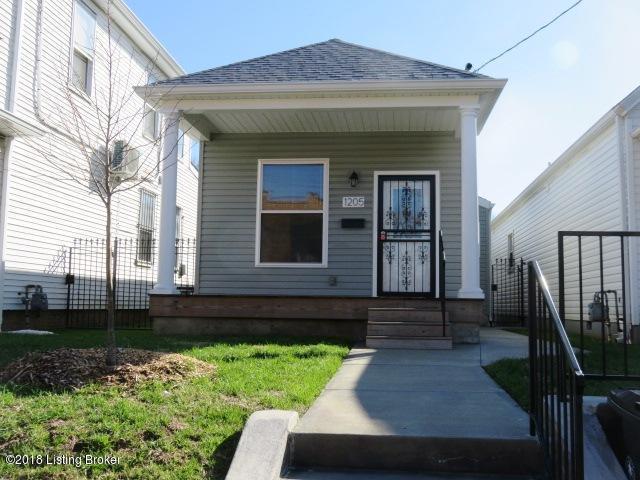 1205 S Preston St, Louisville, KY 40203 (#1496699) :: Team Panella