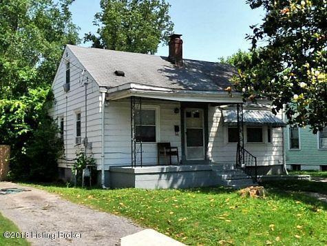 203 N 38th St, Louisville, KY 40212 (#1497152) :: Team Panella
