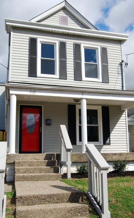415 Gwendolyn St, Louisville, KY 40203 (#1497381) :: The Stiller Group
