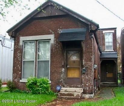 933 S 7th St, Louisville, KY 40203 (#1497587) :: Team Panella