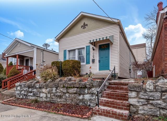 1129 Fischer Ave, Louisville, KY 40204 (#1498301) :: Team Panella