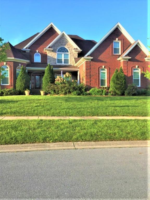 11327 Wooded Branch Ln, Louisville, KY 40291 (#1498754) :: The Stiller Group