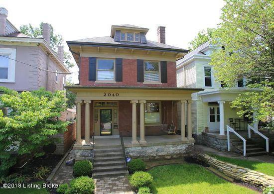 2040 Sherwood Ave, Louisville, KY 40205 (#1499462) :: The Elizabeth Monarch Group
