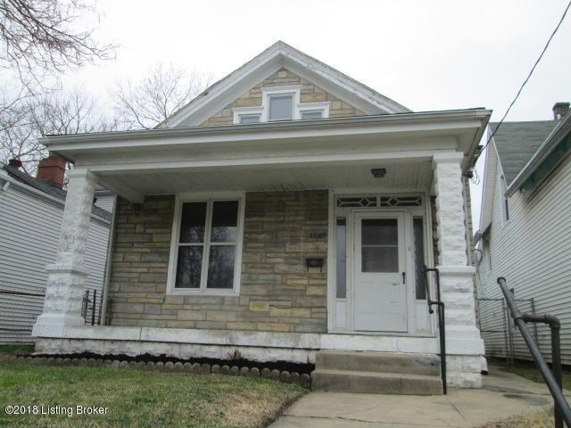 2507 W Main St, Louisville, KY 40212 (#1500406) :: The Elizabeth Monarch Group
