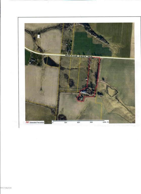 1 Narrow Gage Pike, Eminence, KY 40019 (#1501526) :: The Elizabeth Monarch Group