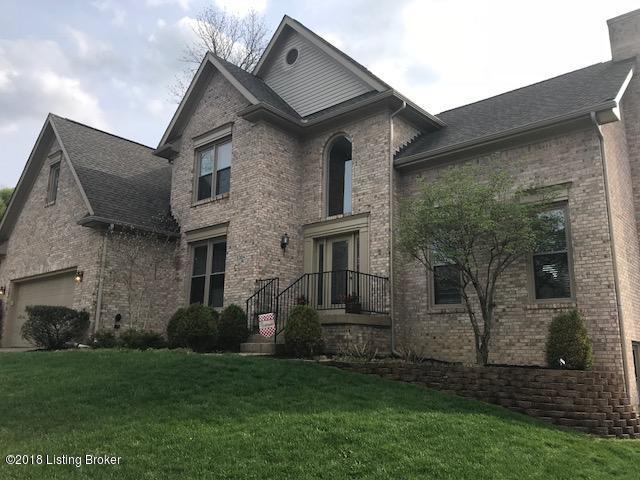 5304 Donnie Wood Ct, Louisville, KY 40299 (#1501673) :: The Elizabeth Monarch Group