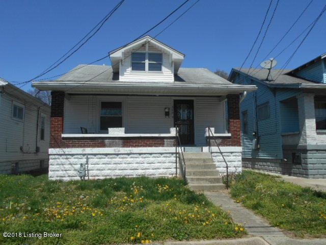 509 Beecher St, Louisville, KY 40215 (#1501714) :: The Elizabeth Monarch Group