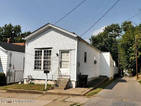 1031 Mary St, Louisville, KY 40204 (#1502159) :: The Elizabeth Monarch Group