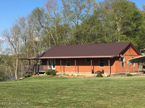 242 E Holiday Beach Loop, McDaniels, KY 40152 (#1502412) :: The Stiller Group