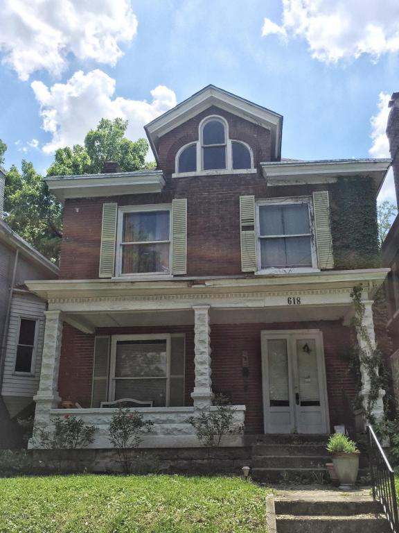 618 W Ormsby St, Louisville, KY 40203 (#1502580) :: The Price Group