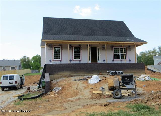 131 Boone Trace, Radcliff, KY 40160 (#1502690) :: Segrest Group