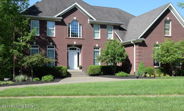 14708 Golden Leaf Pl, Louisville, KY 40245 (#1502837) :: Team Panella