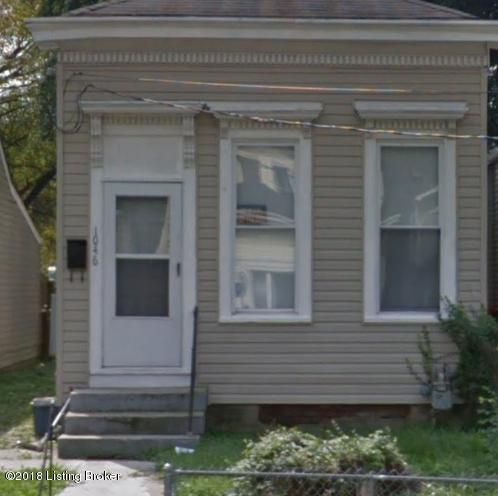 1046 Mary St, Louisville, KY 40204 (#1503370) :: The Elizabeth Monarch Group