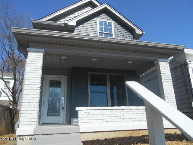993 Vine St, Louisville, KY 40204 (#1503377) :: The Elizabeth Monarch Group