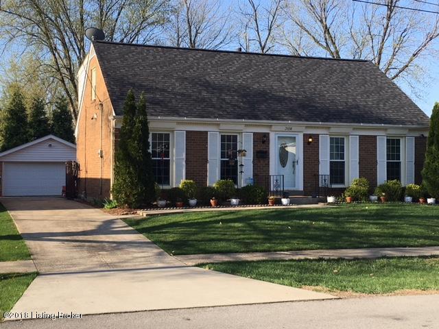 3108 Cromarty Way, Louisville, KY 40220 (#1503947) :: The Elizabeth Monarch Group