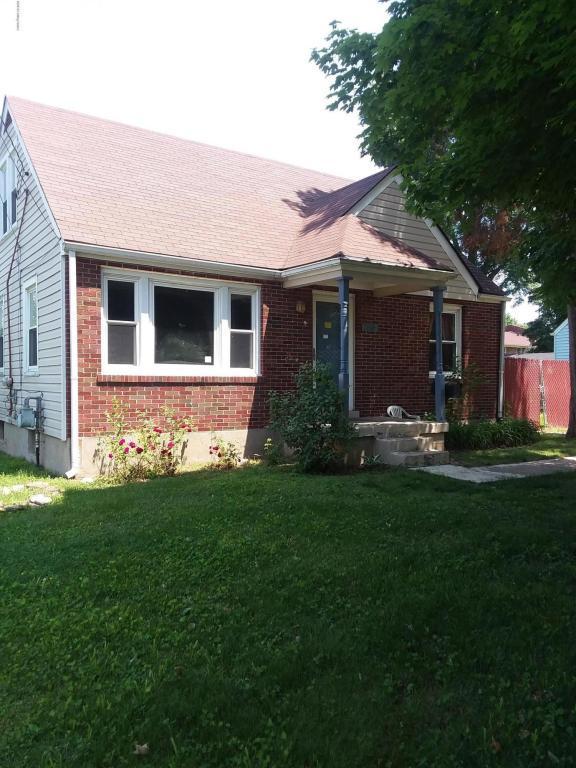 1109 Springview Dr, Louisville, KY 40219 (#1504127) :: Team Panella