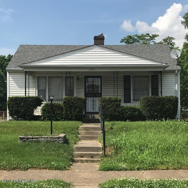 3315 Kirby Ave, Louisville, KY 40211 (#1504296) :: Segrest Group
