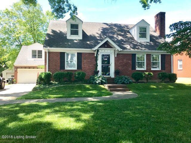 3611 Norbourne Blvd, Louisville, KY 40207 (#1504318) :: The Sokoler-Medley Team