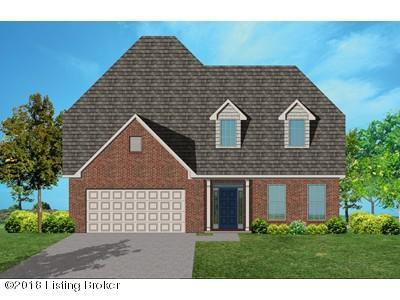 743 Dehart Ln, Louisville, KY 40243 (#1504896) :: The Stiller Group