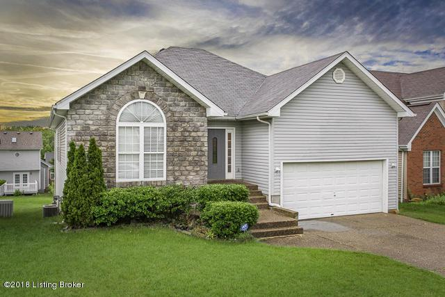 10607 Hite Creek Rd, Louisville, KY 40241 (#1504995) :: Segrest Group
