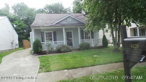 6429 Hunters Creek Blvd, Louisville, KY 40258 (#1505144) :: The Elizabeth Monarch Group