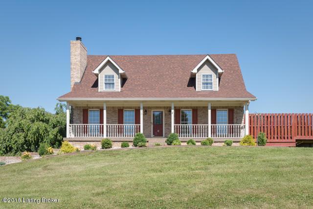 370 Lakeside Dr, Taylorsville, KY 40071 (#1505612) :: The Stiller Group