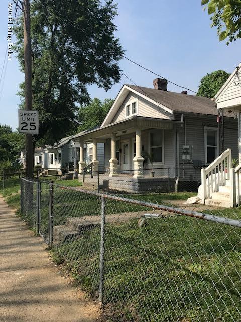 3752 Powell, Louisville, KY 40215 (#1505679) :: The Elizabeth Monarch Group