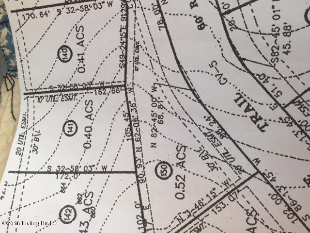 Lot 150 Osage Trail, Louisville, KY 40245 (#1505765) :: The Stiller Group