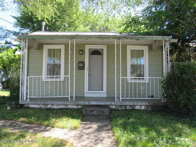 1211 Weller Ave, Louisville, KY 40208 (#1505872) :: The Stiller Group