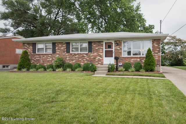 3017 Mid Dale Ln, Louisville, KY 40220 (#1506199) :: The Sokoler-Medley Team