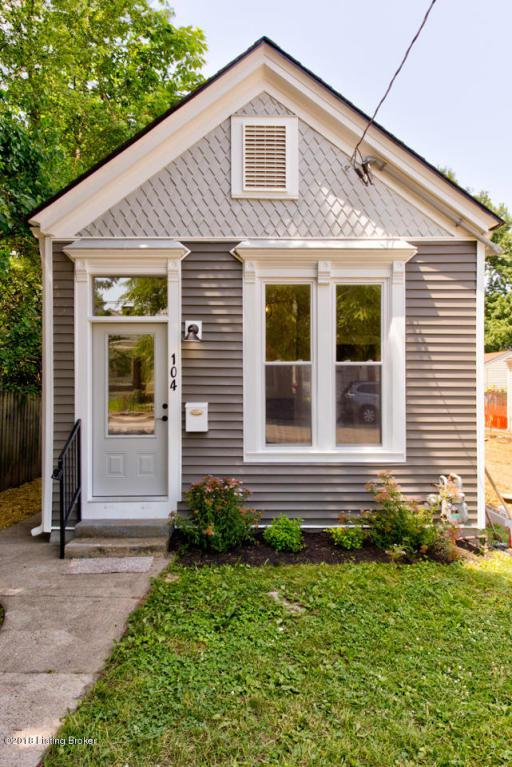 104 Stevenson Ave, Louisville, KY 40206 (#1506783) :: At Home In Louisville Real Estate Group