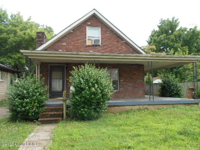 138 Ottawa Ave, Louisville, KY 40214 (#1506981) :: At Home In Louisville Real Estate Group