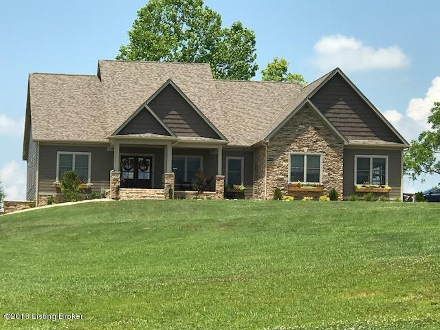 70 Roark Rd, Leitchfield, KY 42754 (#1507189) :: Segrest Group