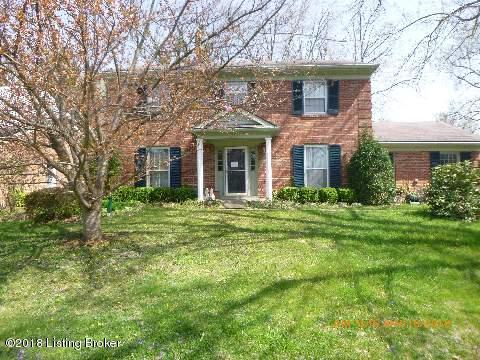 9017 Bingham Dr, Louisville, KY 40242 (#1507603) :: The Sokoler-Medley Team