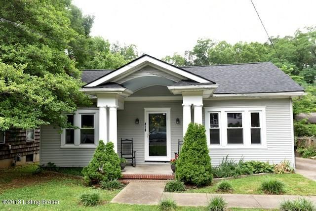 410 Hillcrest Ave, Louisville, KY 40206 (#1507617) :: The Stiller Group