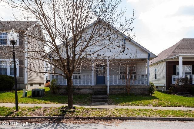 3712 Young Ave, Louisville, KY 40211 (#1509484) :: The Stiller Group
