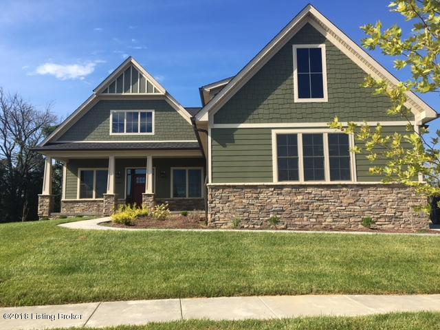 17605 Shakes Creek Dr, Fisherville, KY 40023 (#1509668) :: The Elizabeth Monarch Group